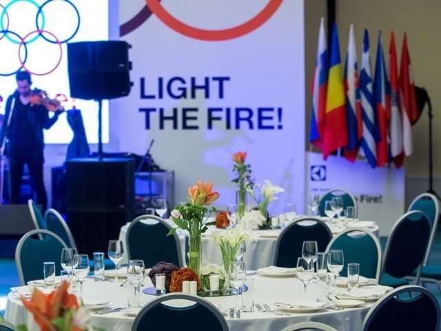 Electrolux. Light the Fire 2017